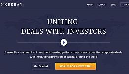 印度基金公司BankerBay 获200万美元融资
