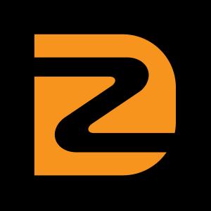竺道单独黑圆logo