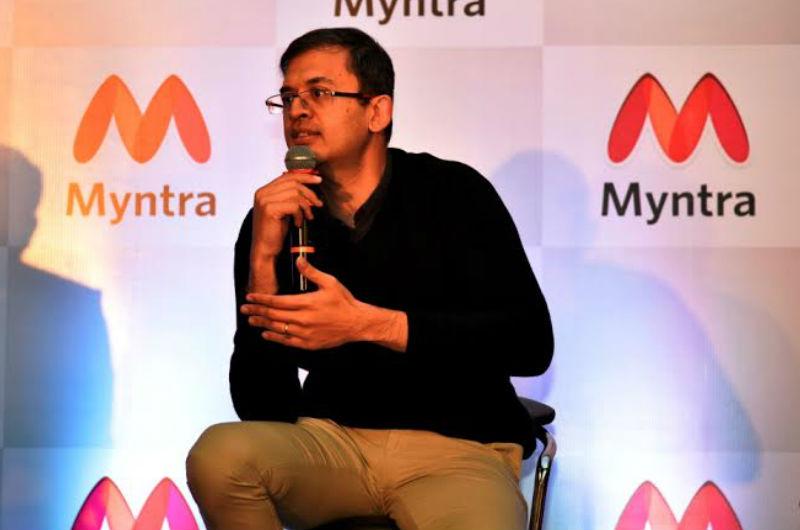 Myntra-CEO