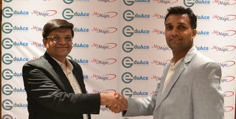 LtoR-Mr-Arun-Gupta-Founder-CEO-MoMagicMr-Gaurava-Yadav-FounderCEO-EduAce-Services_meitu_2