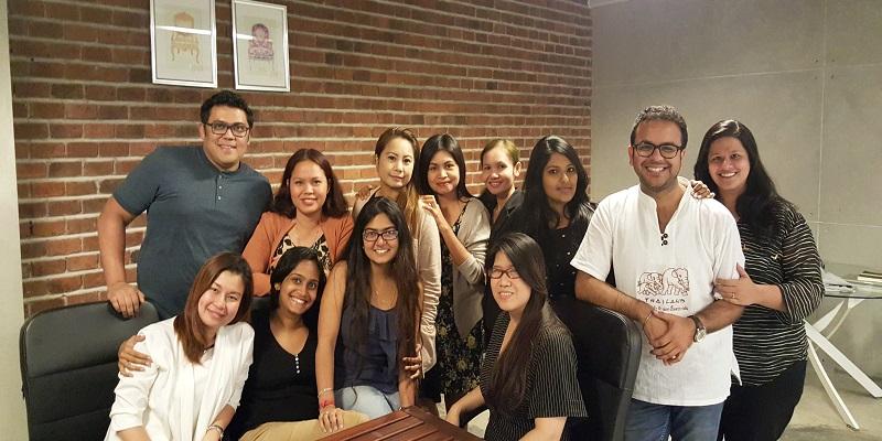 YourStory-Zilingo-Bangkok-Team