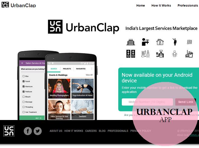 urbanclap-app-review-demo-price-list