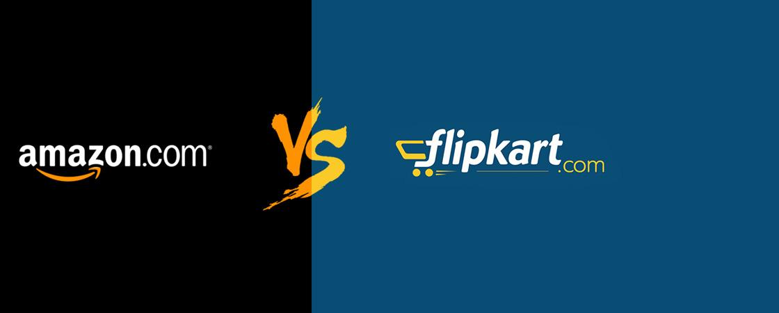 Flipkart和亚马逊隔空开战,哪家才是印度电商的未来?