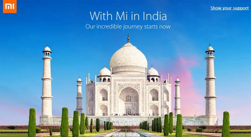 xiaomi-india-website