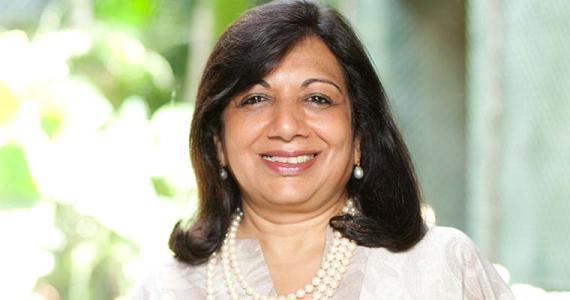 3.Kiran Mazumdar-Shaw