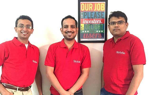 Left to Right - Balaji (CTO), Prateek (Co-founder) & Saurav (Co-founder)